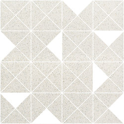 Salepepe Sale Quadruple | SP8080SQ-ffffff | Carrelage pour sol | Ornamenta