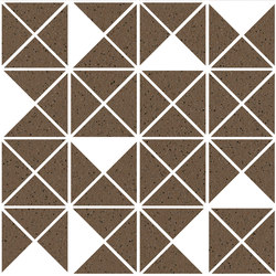 Salepepe Pepe Quadruple | SP4080PQ | Carrelage pour sol | Ornamenta