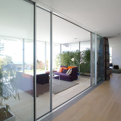 Sky-Frame 1 sliding window | Porte interni | Sky-Frame