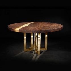 IL PEZZO 6 ROUND TABLE | Dining tables | Il Pezzo Mancante