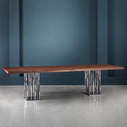 IL PEZZO 9 TABLE | Tables de repas | Il Pezzo Mancante