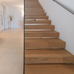 STAIRs Oak | Wood stairs | Admonter Holzindustrie AG