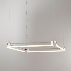 EON Suspension light square | Illuminazione generale | KAIA