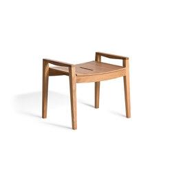 Diuna Foot Stool | Garden stools | Oasiq