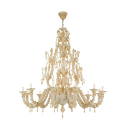 Formosa Chandelier | Ceiling suspended chandeliers | Abate Zanetti