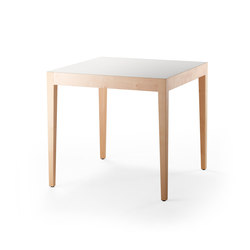 Kollektion.58 Karl Schwanzer Contract Table | Dining tables | rosconi