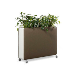 Pillow Space planter | Space dividers | Cascando