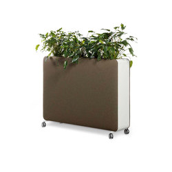 Pillow Space planter | Privacy screen | Cascando