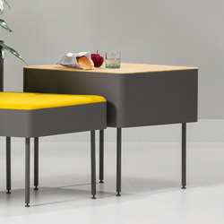 Rombo table top | Tables d'appoint | Cascando