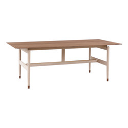 Kaufmann Table | Mesas para restaurantes | onecollection