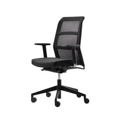 paro_2 swivel chair with multifunction arms | Sedie girevoli da lavoro | Wiesner-Hager