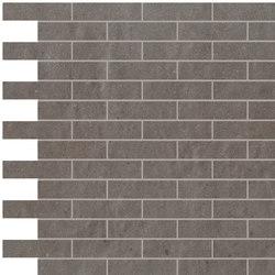 Creta Fango Brick Mosaico | Mosaicos | Fap Ceramiche