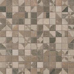Terra Deco Beige Mosaico | Mosaike | Fap Ceramiche