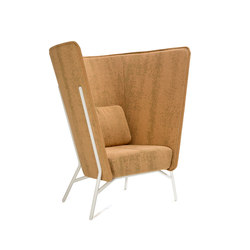 Aura Chair L | Loungesessel | Inno