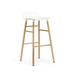 Form Barhocker 75 | Barhocker | Normann Copenhagen