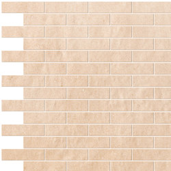 Creta Naturale Brick Mosaico | Mosaici ceramica | Fap Ceramiche