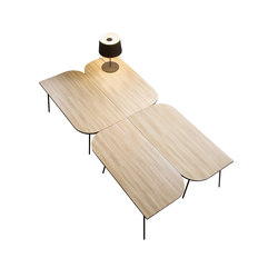 Vora Table | Mesas de lectura / estudio | Palau