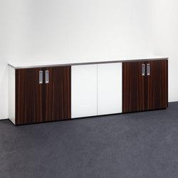 Qbix space | Archivadores | Hund Möbelwerke