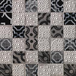 Creta Maiolica Grey Mosaico | Ceramic mosaics | Fap Ceramiche