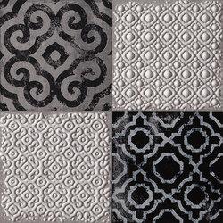 Creta Maiolica Grey Inserto | Piastrelle ceramica | Fap Ceramiche