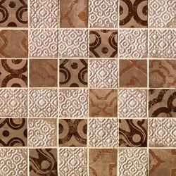 Creta Maiolica Beige Mosaico | Mosaïques céramique | Fap Ceramiche