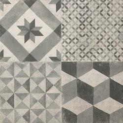 Terra Deco Grey | Ceramic tiles | Fap Ceramiche