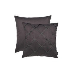 Cosmo Cushion pleats H034-03 | Coussins | SAHCO