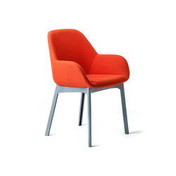 Clap | Visitors chairs / Side chairs | Kartell
