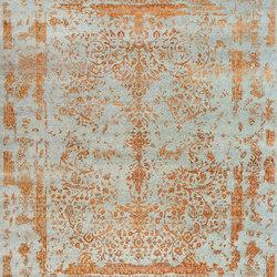 Kashmir Blazed burn rust 4739 | Formatteppiche | THIBAULT VAN RENNE