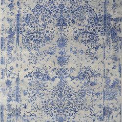 Kashmir Blazed Dark Blue 4739 | Alfombras / Alfombras de diseño | THIBAULT VAN RENNE