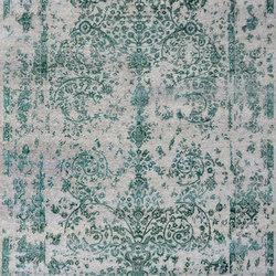 Kashmir Blazed mint green 4739 | Rugs | THIBAULT VAN RENNE