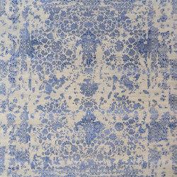 Kashmir Blazed blue grey 4809 | Rugs | THIBAULT VAN RENNE