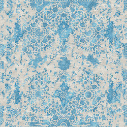 Kashmir Blazed Aqua 4809 | Alfombras / Alfombras de diseño | THIBAULT VAN RENNE