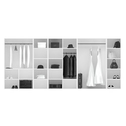 ADIUTOR Wardrobe | Sistemi armadio | Rechteck