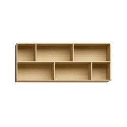 Cooper | Wall shelves | ARLEX design