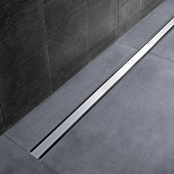 Geberit shower channels CleanLine | Linear drains | Geberit
