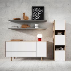 Freestyle | Wall storage systems | ARLEX design