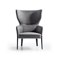 Chelsea Bergère | Lounge chairs | Molteni & C