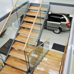 SP200 staircase system | Staircase systems | Steelpro