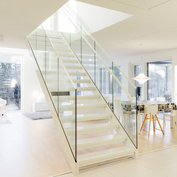 SP200 staircase system | Escaleras de metal | Steelpro