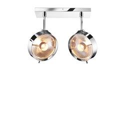 Star Clareo Spot QR111 Duo C | Ceiling-mounted spotlights | BRUCK