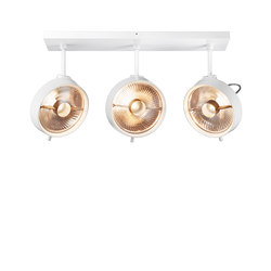 Star Clareo Spot QR111 Trio C | Ceiling-mounted spotlights | BRUCK