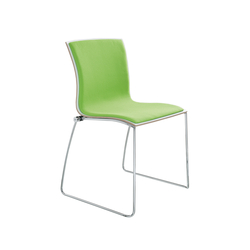 Cupa 1100-004 | Visitors chairs / Side chairs | BRUNE