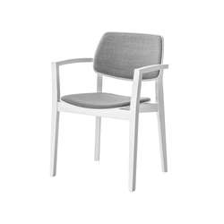 Fagus 2535-003 | Visitors chairs / Side chairs | BRUNE