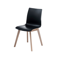 Flux 2550 | Canteen chairs | BRUNE