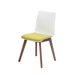 Flux 2550/001 | Restaurant chairs | BRUNE