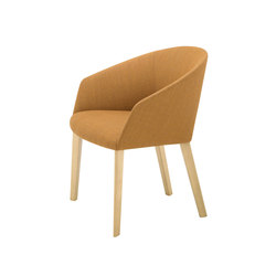 Brandy SO 2996 | Visitors chairs / Side chairs | Andreu World