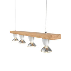 Basic Pendant - oiled oak | Iluminación general | Ifö Electric