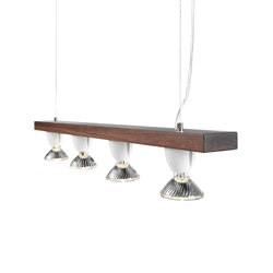 Basic Pendant - walnut | General lighting | Ifö Electric