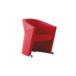 Arrow 610 | Visitors chairs / Side chairs | Luxy